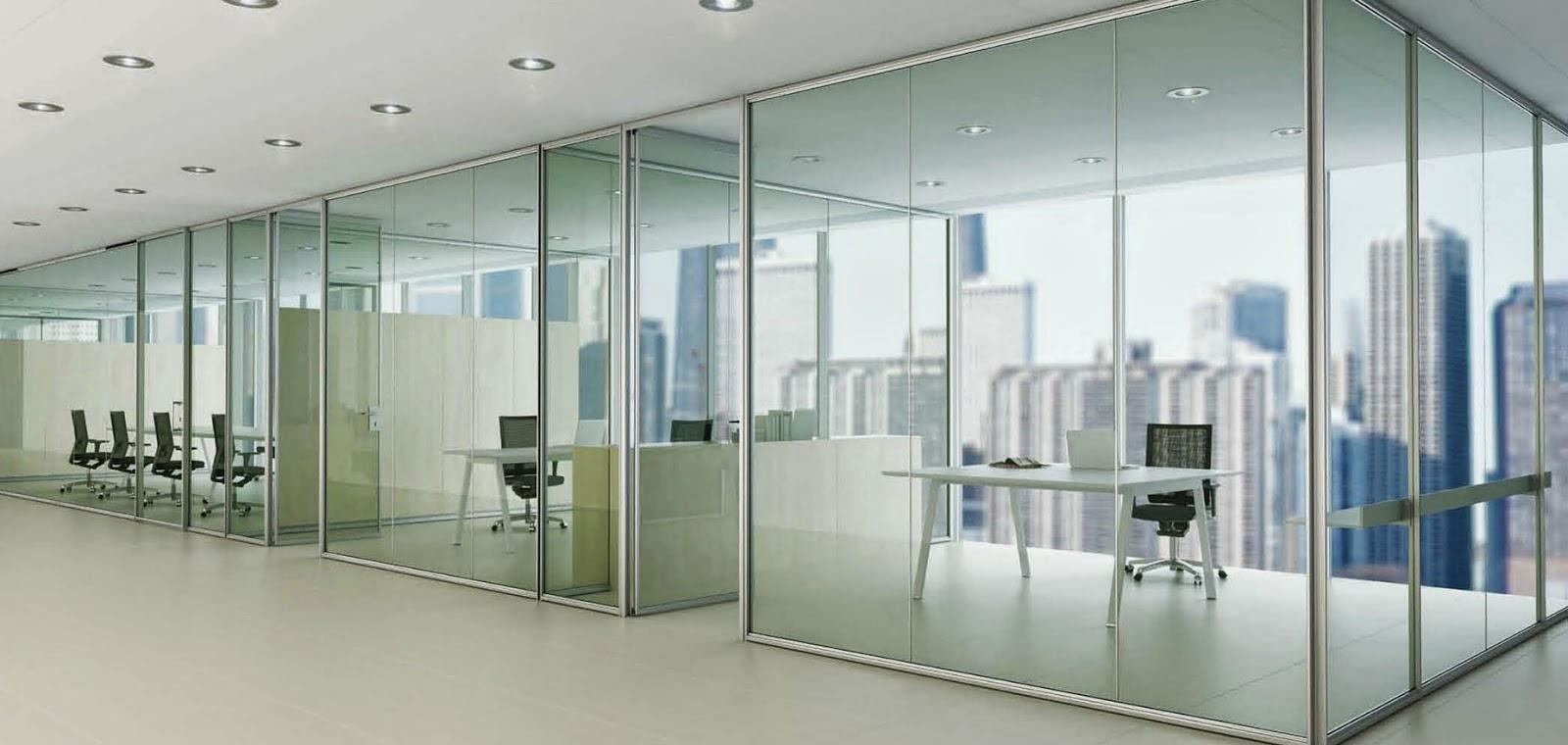 Hora de remodelar la oficina adelantando el mundo for Oficinas modernas minimalistas