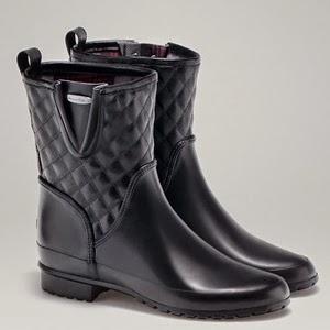 botas de agua mujer Massimo Dutti