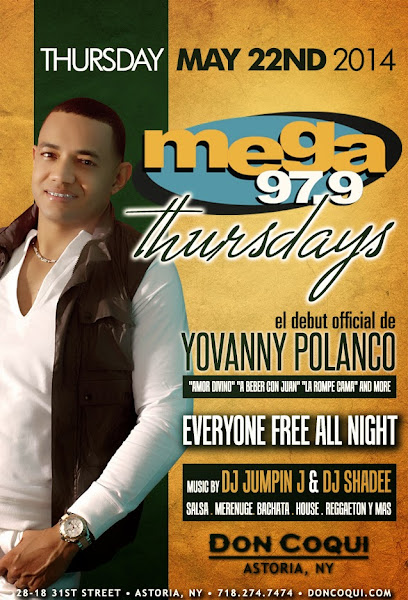 Yovanny Polanco - Don Coqui - May 22, 2014