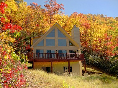 North carolina cabins mountain vacation rentals and for Smoky mountain nc cabin rentals