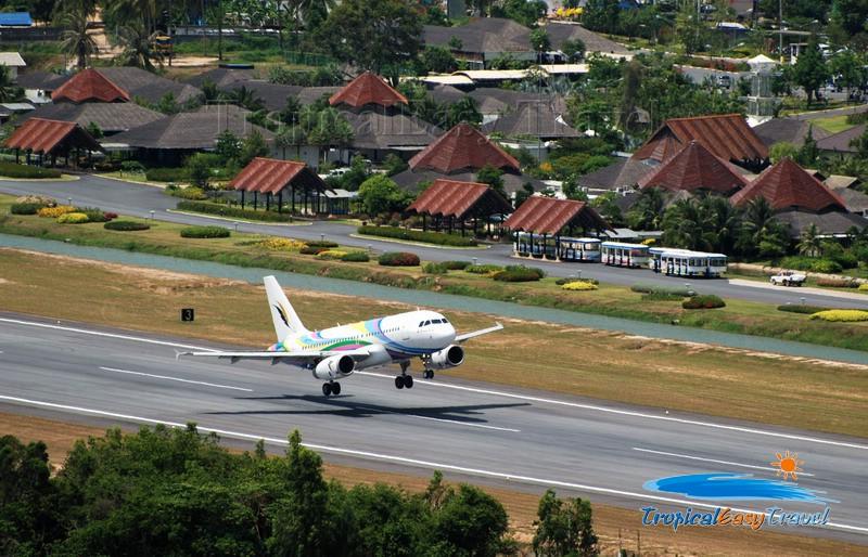 GETTING TO KOH SAMUI: Samui International Airport