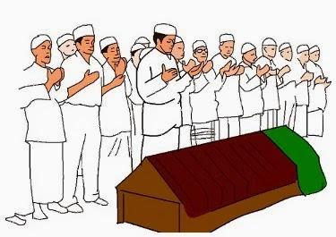 Doa Setelah Sholat Jenazah