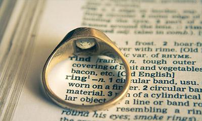Qual a Origem do Anel de Noivado (Engagement rings)