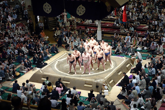 Sumo Opening Ceremony address at Tokyo 2013