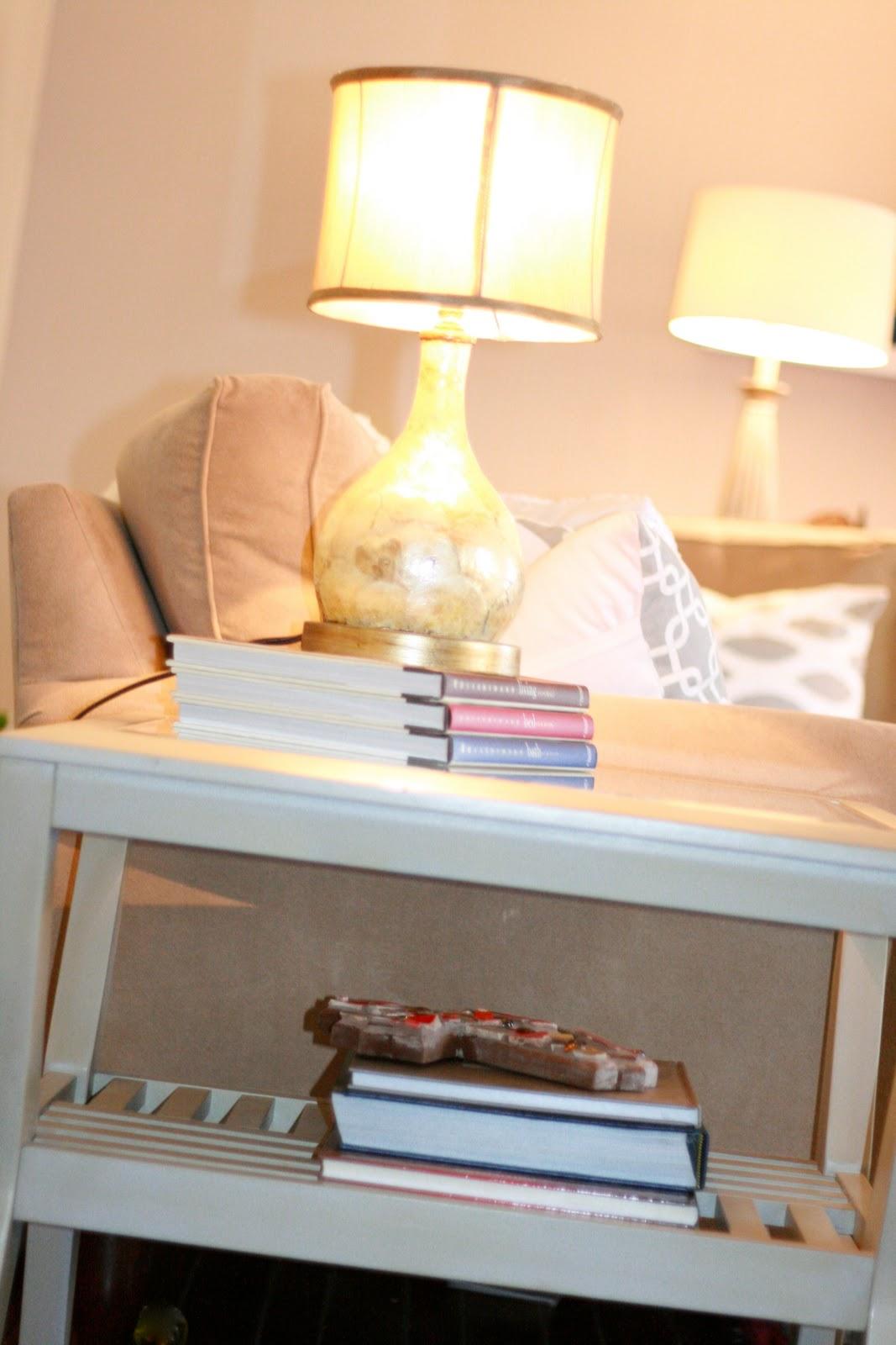 hope  longing  life  living room reveal