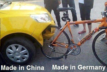 China made Humor Cartoon