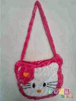 tas Hello Kitty bahan snaile