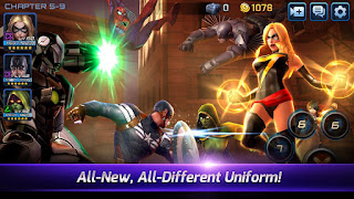 Download MARVEL Future Fight v1.8.0 Apk