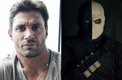 Arrow (TV) - Deathstroke Joins The Cast For S2