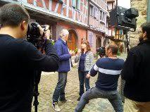 """tournage de l'émission """"la maison France 5"""""""