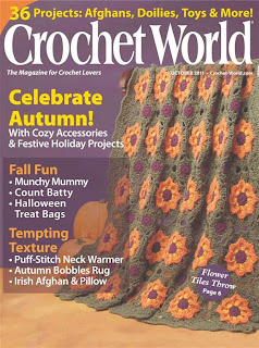 Crochet World (October 2011)