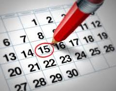 CALENDARI D'ACTIVITATS 2018-2019