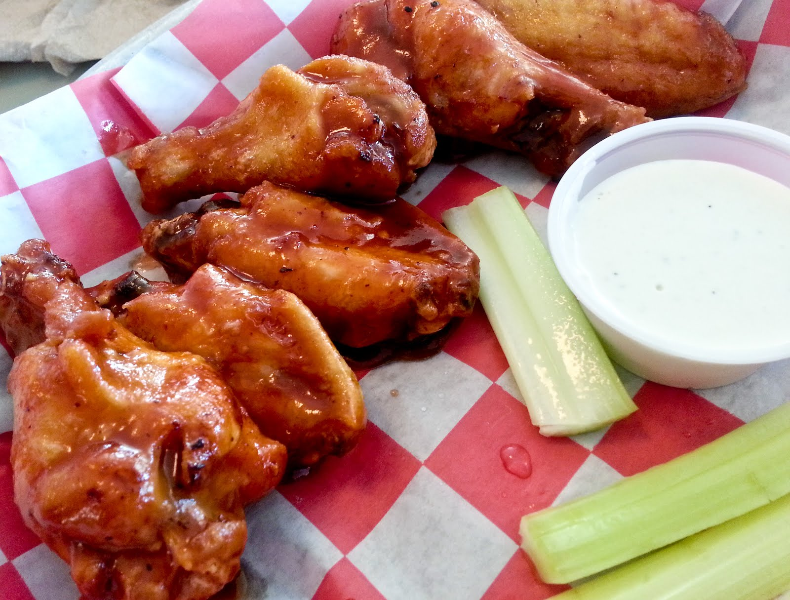 RD's Wings