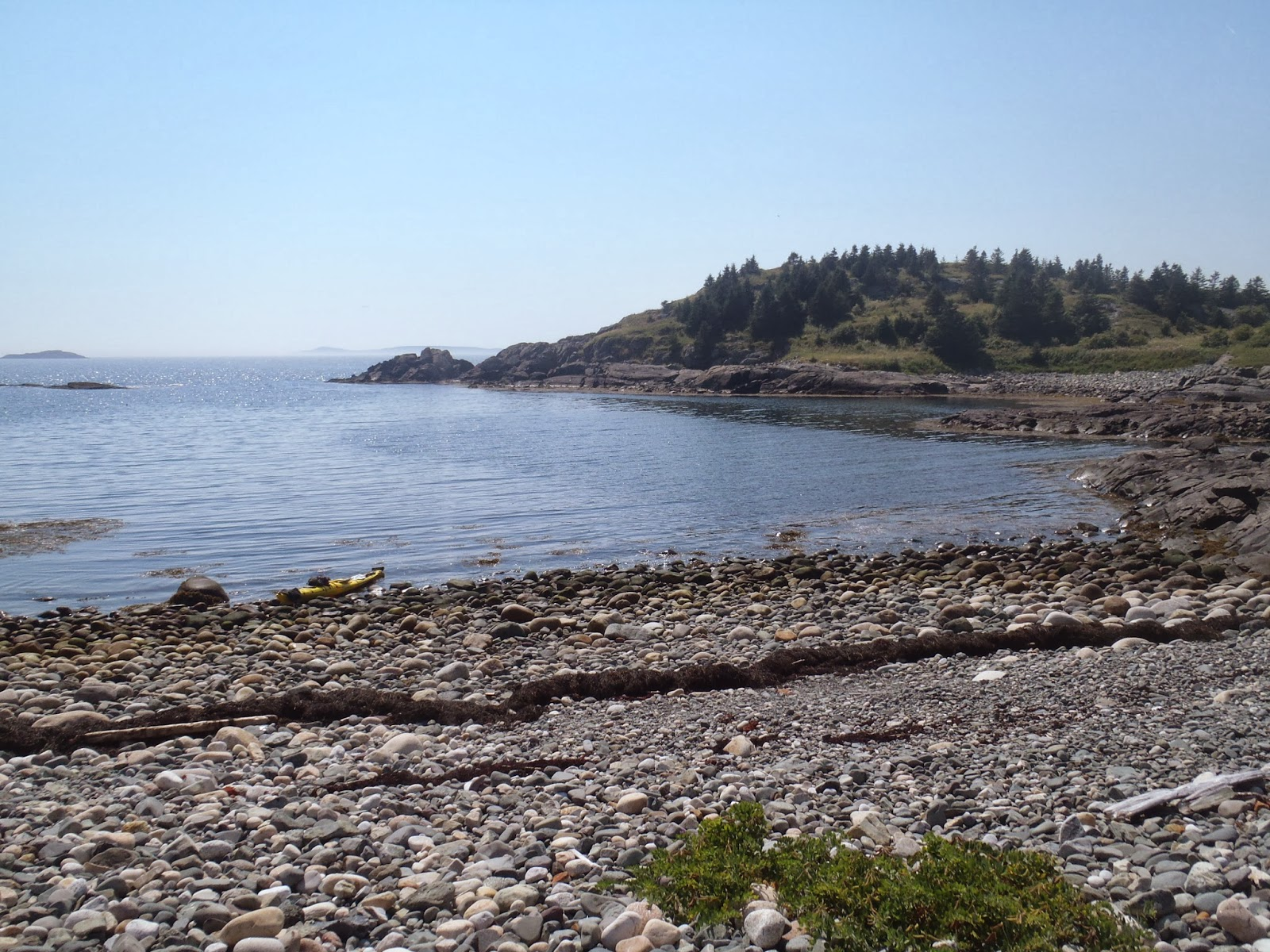Mosquito Island Maine Halifax Island Maine