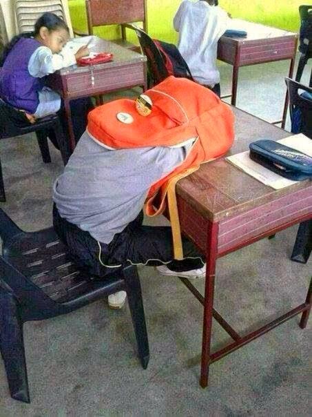 Murid Sekolah Soalan Percubaan UPSR Ujian Pencapaian Sekolah Rendah