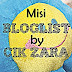 Misi Bloglist By Cik Zara