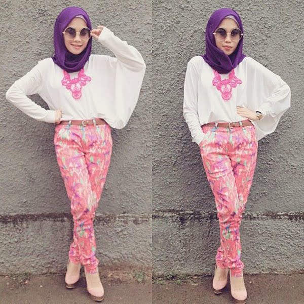outfit of the day hijab mu dan siap siap menjadi Seleb Instgram 600 x 600 100 kB jpeg