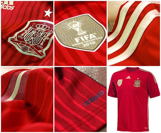 Jersey+Spanyol+Home+2014