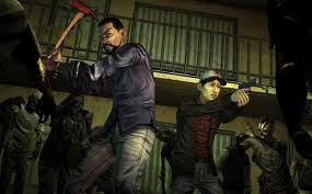 Como es el juego The Walking Dead