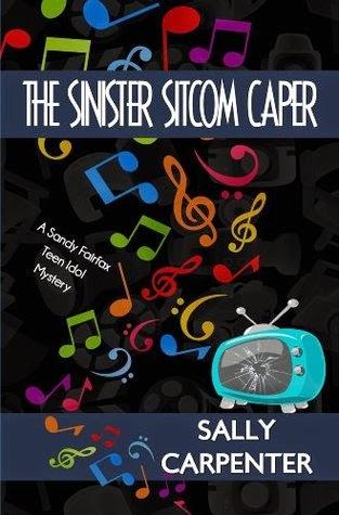 http://www.amazon.com/Sinister-Sitcom-Caper-Fairfax-Mysteries-ebook/dp/B00H3KTDVM/ref=la_B007TX0QW8_1_1?s=books&ie=UTF8&qid=1405375454&sr=1-1