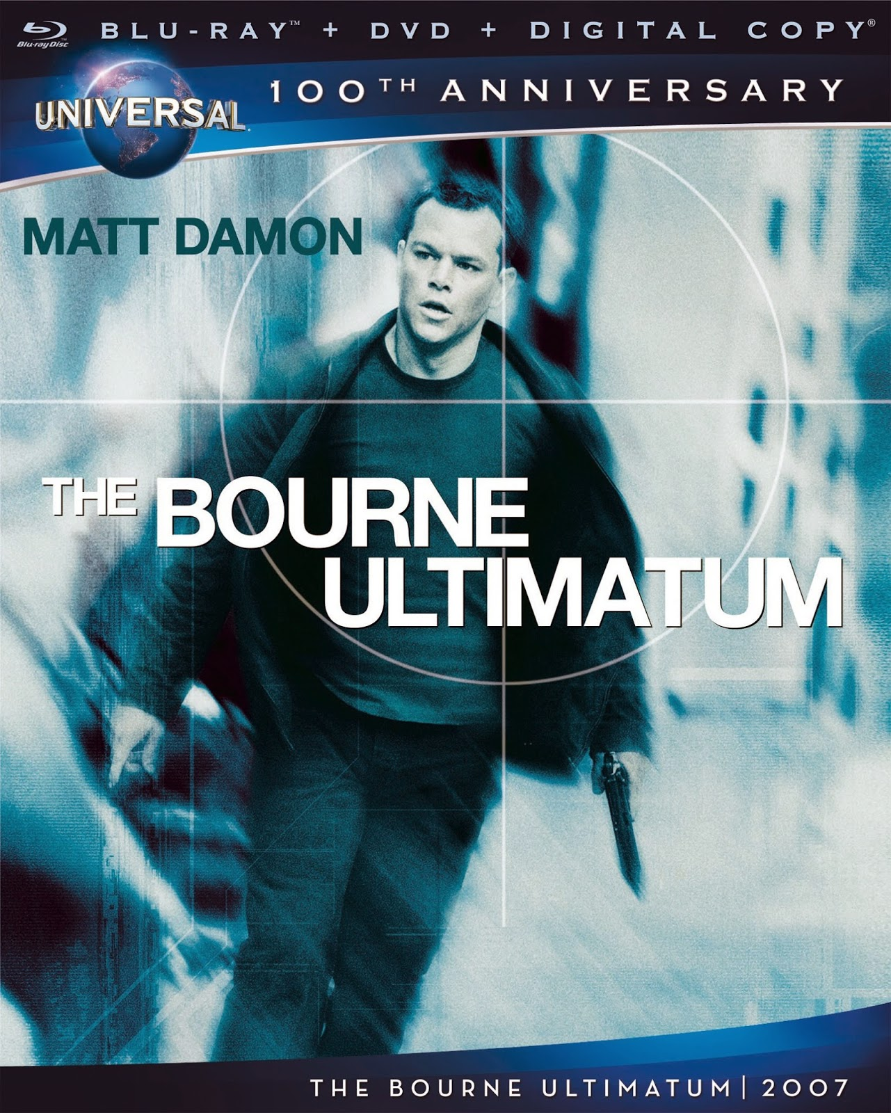 The Bourne Ultimatum - Το Τελεσίγραφο του Μπορν (2007) tainies online oipeirates