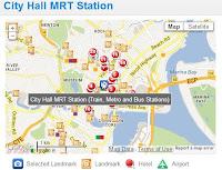 Hotels in Singapore Near MRT Singapore Hotels Near City Hall MRT