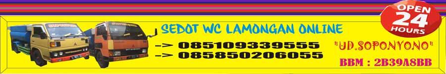 SEDOT WC LAMONGAN   Tlp 085109339555