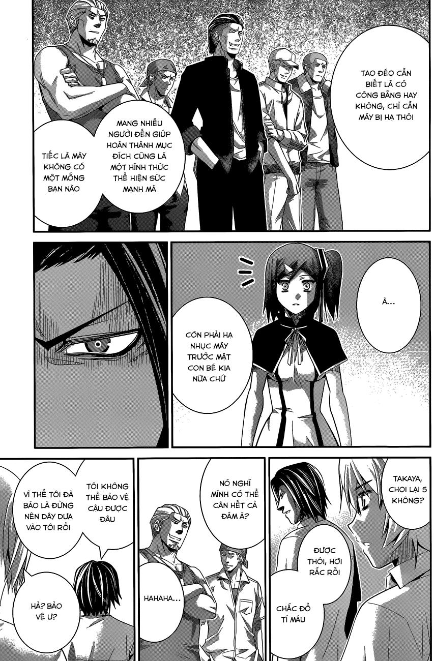 Gokukoku no Brynhildr Chap 118 - Trang 9