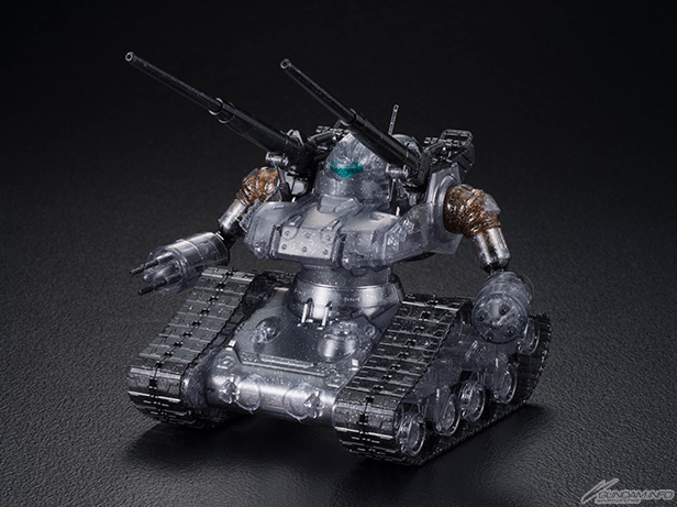 HG Gundam The Origin Guntank Early Type Theatrical Limited Clear Version