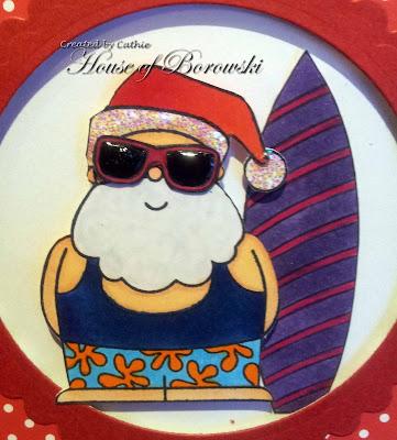 Diecut Divas, Simon Says Stamps Warm Christmas Wishes