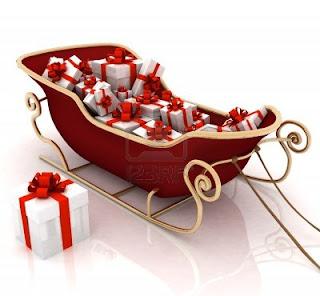 Christmas Santa gifts