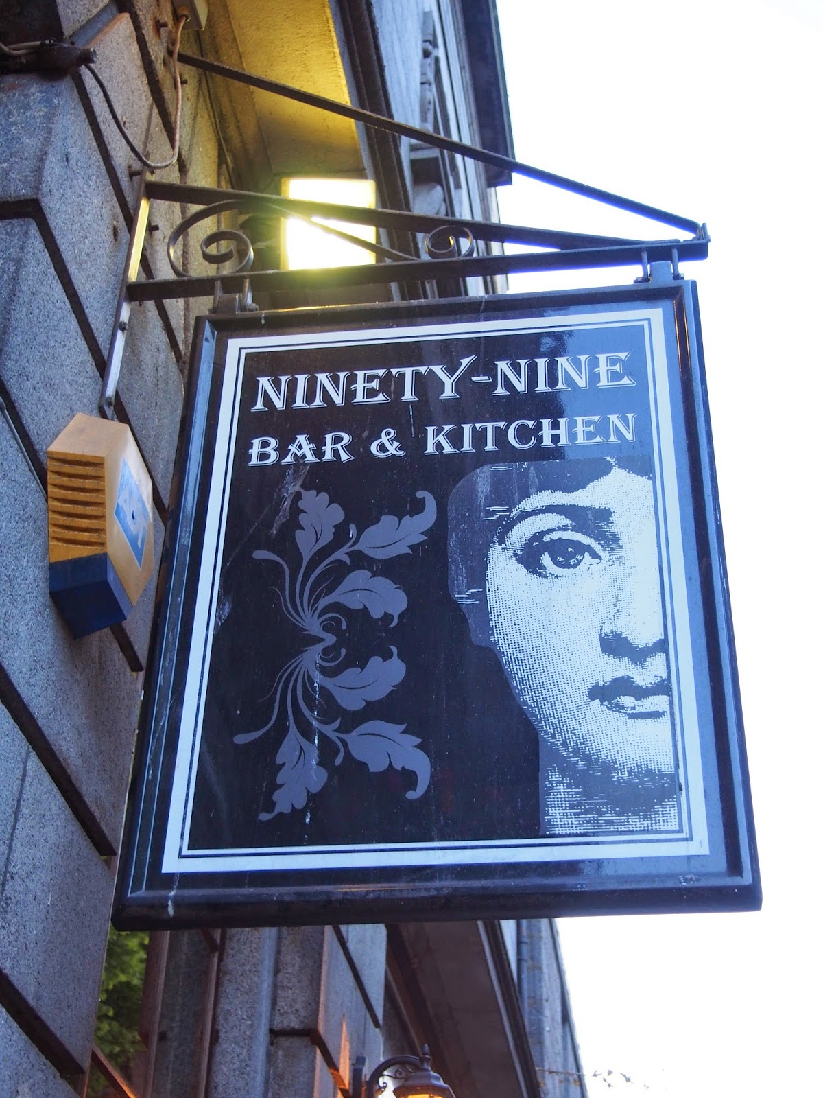 99 Bar And Kitchen Aberdeen