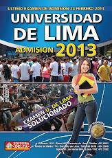 Examen U de Lima 24 feb 2013