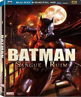 Filme Poster Batman: Sangue Ruim BDRip XviD Dual Audio & RMVB Dublado