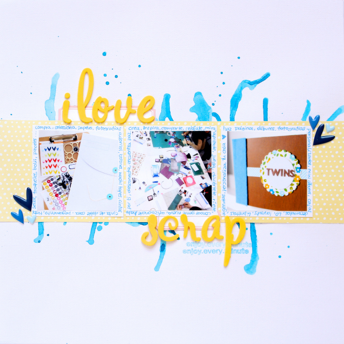 scrapbooking, layout, scrap