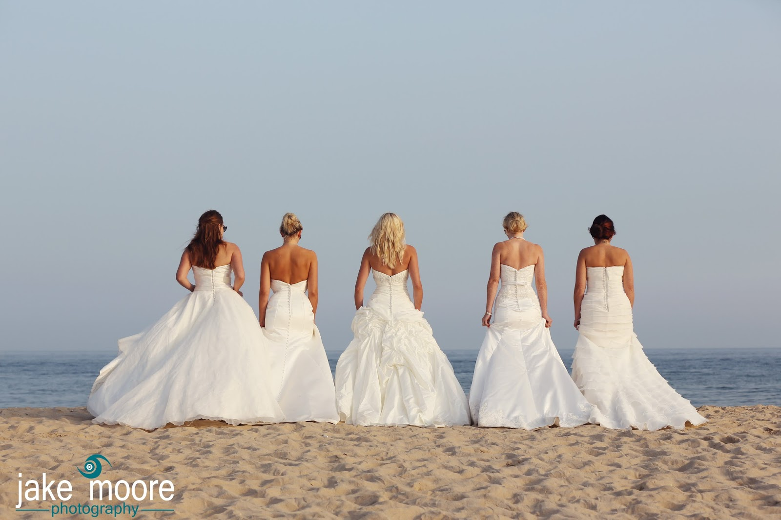 Childhood Best Friends Back In Their Wedding Dresses! - Bella Mera ...