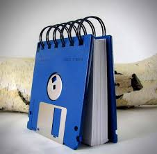 Reutilize disquetes