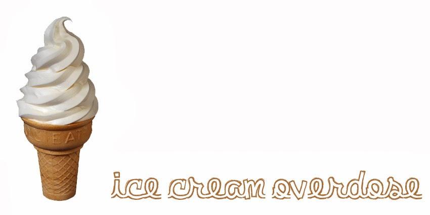 ice cream overdose