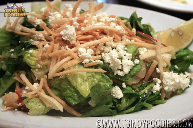 tacqueria salad