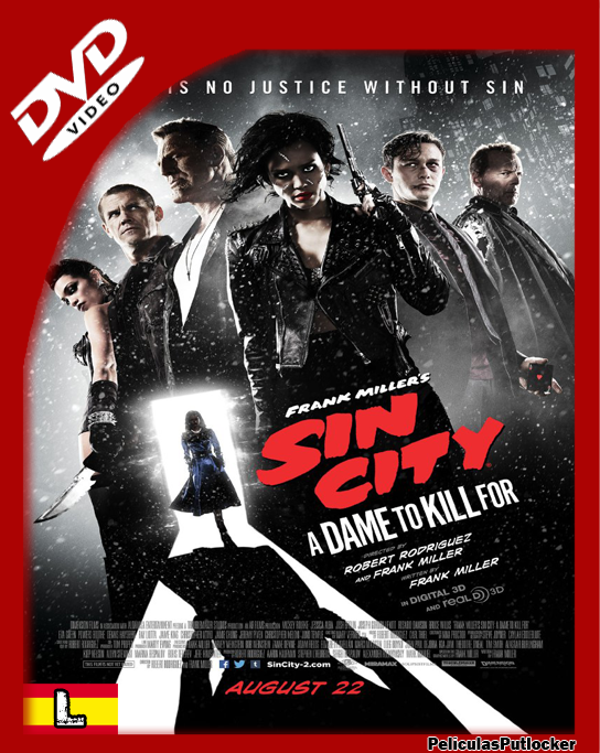 Sin City 2 [DVDRip][Latino][SD-MG-1F]