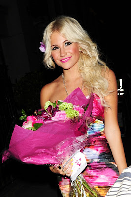 Pixie Lott Short Hair Styles 2012