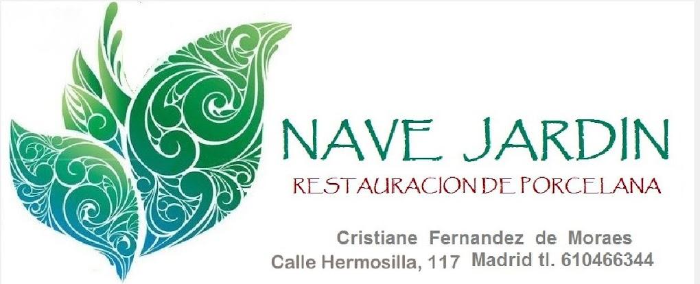 Taller de Restauración Nave - Jardin