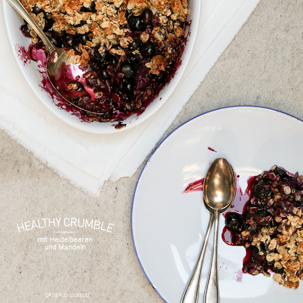 Healthy Crumble