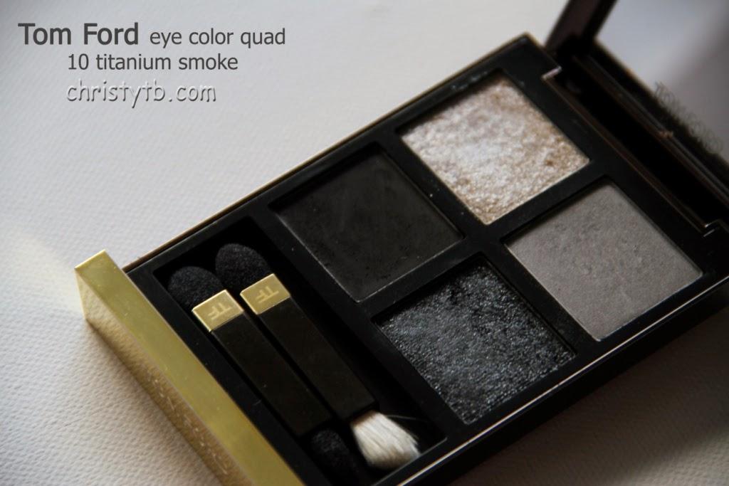 Eye color makeup