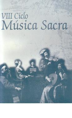 VIII Ciclo de Música Sacra de Ronda (Málaga)