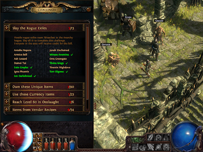 Path of Exile - Challenge 2