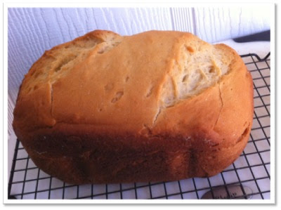 Extraordinary Life: Gluten Free Bread Machine Recipe for White Bread