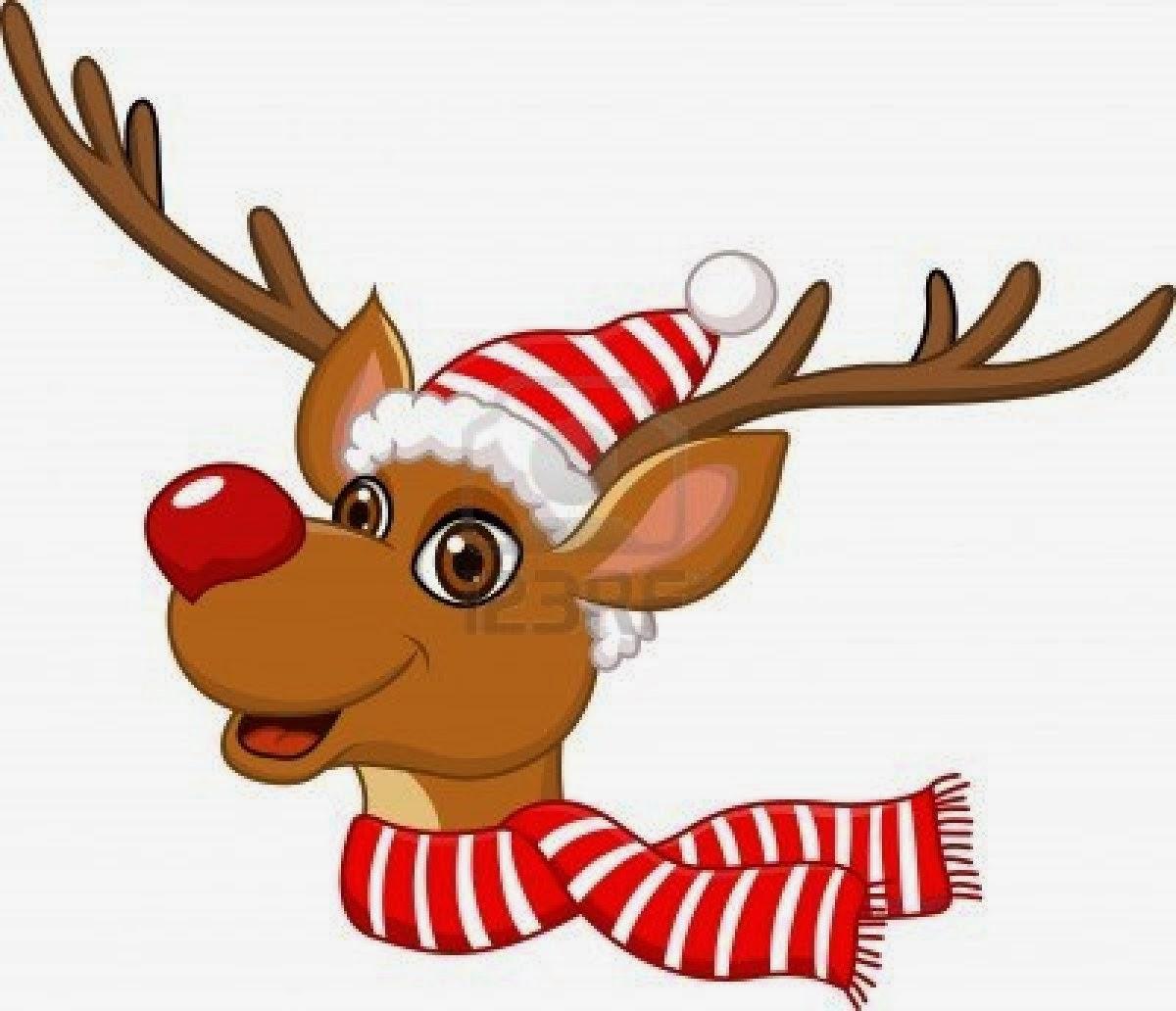 ... flying - santa reindeer and elves - santa reindeer stable inflatable-3