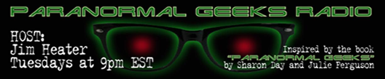 Paranormal Geeks Radio