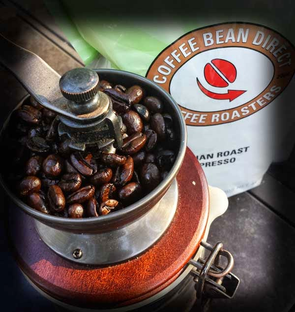 Italian Roast Espresso by Coffee Bean Direct